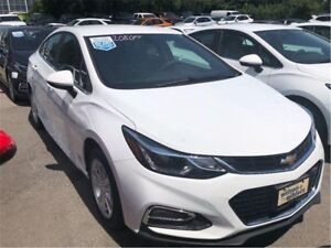 2018 Chevrolet Cruze LT Auto RS APPEARANCE PACKAGE