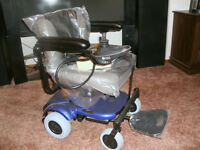 Lightweight, Portable, Power Wheelchair