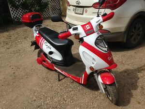 Baha Electric Scooter for sale