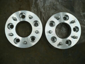 SPACER POUR CHEVROLET PICK-UP 5 BOLTS $60.00