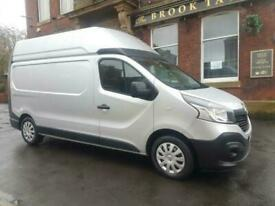 2015 65 RENAULT TRAFIC LWB HIGH ROOF / L2 H2 / LH29 BUSINESS - 120 BHP 6 SPEED D