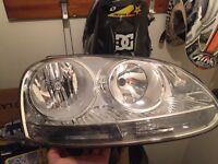 Golf mk5 headlight drivers side