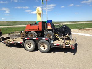 Ditchwitch 410sx. Trencher , vibratory plow, directional bore