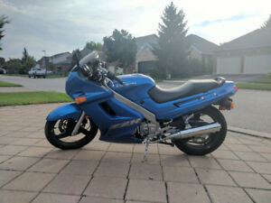 Motorcycle for Sale- Kawasaki ZZR 250 (Ninja)