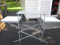 Outdoor Foldable Camp/BBQ table