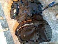 Pair of rucksacks