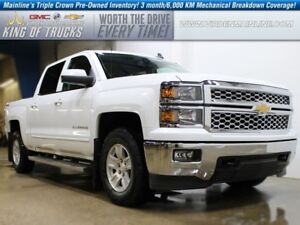 2015 Chevrolet Silverado 1500 LT | Heated Seats | V8 | Trailer B