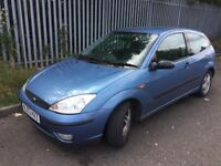 Ford Focus 1.6 Automatic, drives like new, £799.