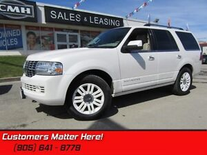 2011 Lincoln Navigator   4X4, NAVIGATION, DVD, HEATED  COOLED SE