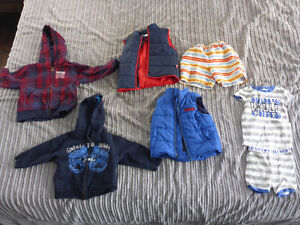 Assorted Boys 2T Clothes
