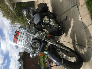 Perfect condition Honda shadow for sale