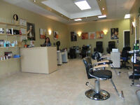HAIR AND NAIL SALON FOR SALE!!