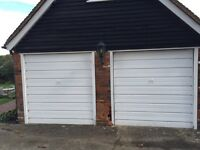 Garage door 7ft x 7ft