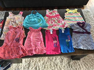 Summer Clothes for Girl (12-18 months)