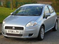 FIAT GRAND PUNTO 1.2 DYNAMIQUE,LONG MOT,LOW TAX,LOW INSURANCE,CHEAP TO RUN