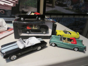 1971 Chevelle SS454--5 Convertible diecast cars--1:43 scale
