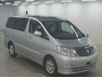 TOYOTA ALPHARD CAMPER VAN,MOTORHOME,~NEW SIDE KITCHEN~POPTOP ROOF~4 BERTH~ULEZ