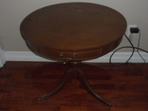 Duncan Phyfe Style Side Table