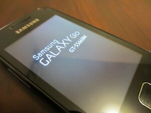 Samsung Galaxy Gio Bell Unlocked Model S550M