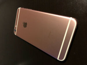 iPhone 6s Plus, 64GB, Unlocked, Rose Gold for Sale