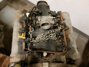 1999-2004 Jeep Grand Cherokee V8 Engine