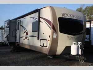 2018 Forest River RV Rockwood Signature Ultra Lite 8327SS