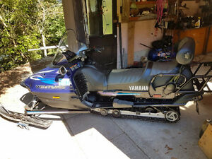 2000 Yamaha Venture