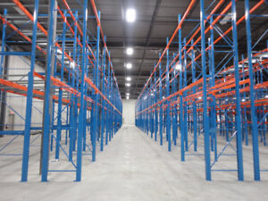 Pallet Racking - New & Used!