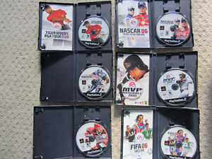 Playstation 2 (PS2) & Playstation 3 (PS3) Games-8 To Choose From London Ontario image 3