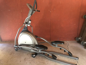 Vision fitness elliptical exercice machine for sale