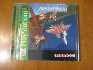 PLAYSTATION AIR COMBAT GAME