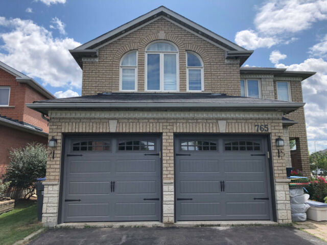 2 Quot Steel Insulated Garage Door Garage Doors Amp Openers