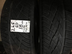 245-60R18 FIRESTONE TIRES