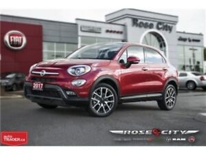 2017 Fiat 500X Trekking  - Uconnect - Low Mileage