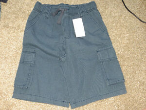 Boys gymboree pull on shorts BNWT