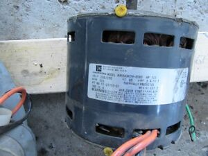 2 Moteur de Fournaise / Furnace Blower Motor