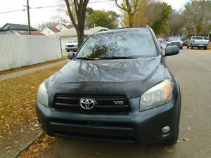 2008 Toyota RAV 4 ,, FREE CAR STARTER  ASK ABOUT OUR LOW PAYMENT