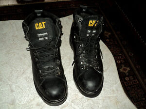 MEN'S 'C A T' SAFETY BOOT SIZE 15E