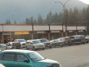 Commercial / Retail opportunity Sicamous, 2 units left
