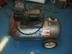 Snap On Campbell Compressor 20 gallon