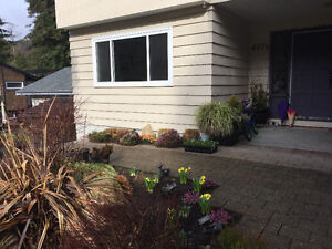Deep Cove Garden Suite - Furnished or Unfurnished
