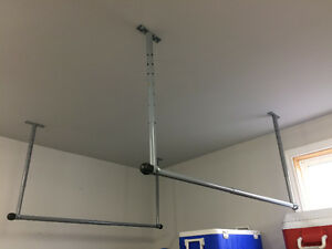 Overhead Storage Brackets