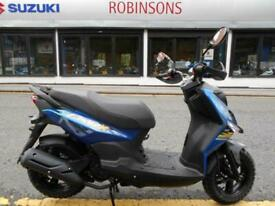 Brand new Sym Crox 125cc 5 year warranty, scooter moped learner legal