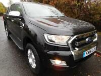 2016 Ford Ranger Limited 4x4 Dcb Tdci Pick-Up 2.2 Automatic Diesel