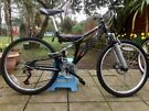"Mens Saracen 26""Ikon 10 speed Mountain bike for sale"