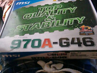 970A-G46 Motherboard for sale