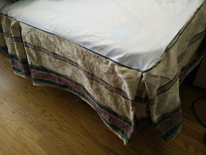 King Bed Cover, Used few times,Like New