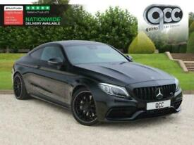 image for 2019 Mercedes-Benz C63 AMG Auto Coupe Petrol Automatic