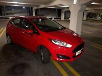 Ford Fiesta 2013 1.25
