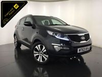2013 63 KIA SPORTAGE 3 CRDI ESTATE 1 OWNER KIA SERVICE HISTORY FINANCE PX